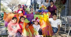 Caravana de las flores- Delegación Fisherton