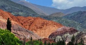 Noroeste Quebrada de Humahuaca