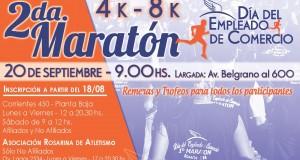 """segunda Maratón """"Día del Empleado de Comercio"""""""