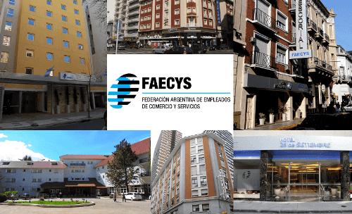 Hotel Faecys 2021